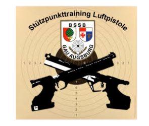 Stützpunkttraining Luftpistole
