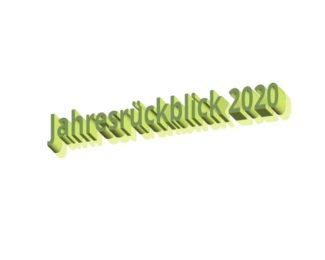 Jahresresümee 2020